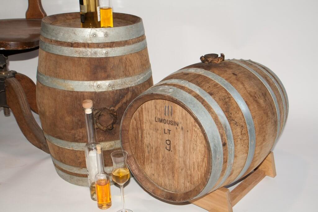 Spirit barrel
