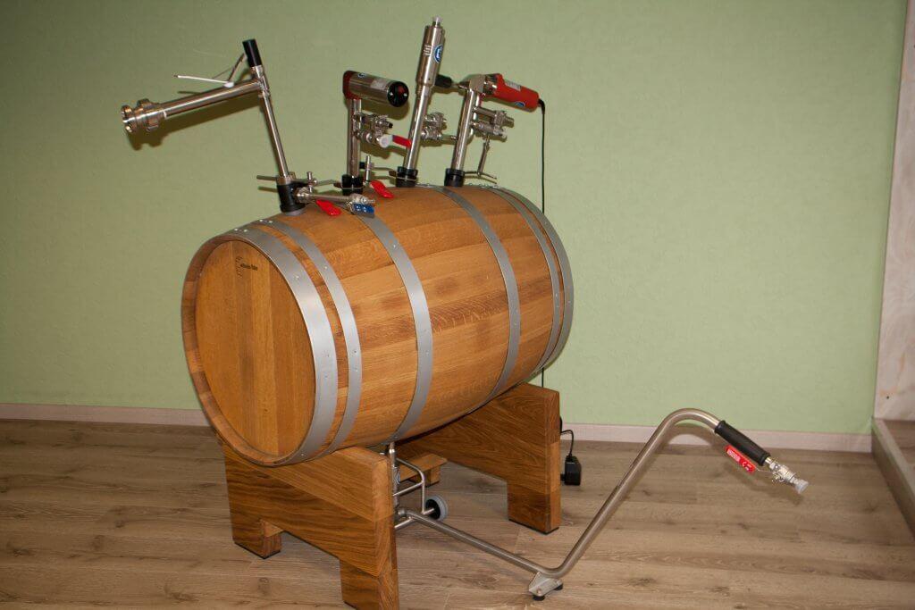 Barrel cleaner