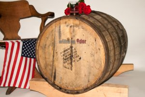 Bourbonfass Four Roses 190 l